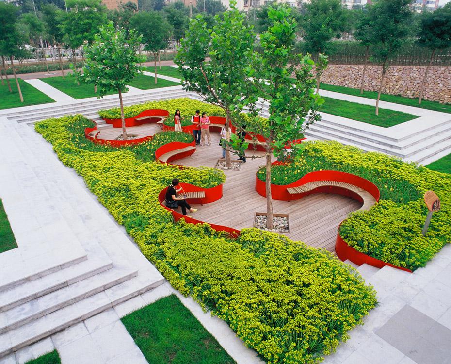 Pino Plan Landscape Architecture